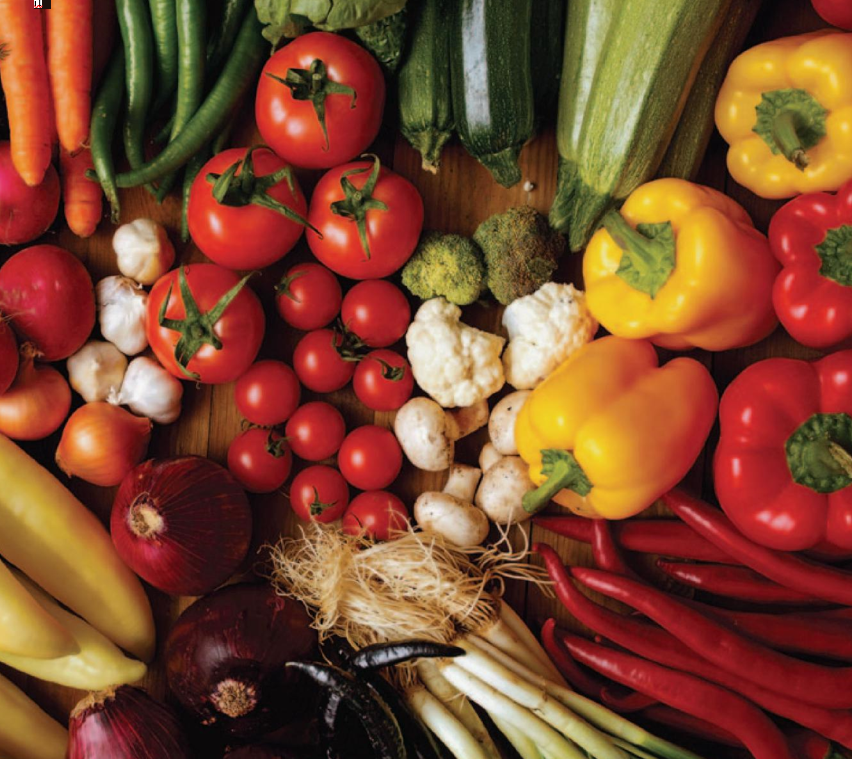 Plant Foods: The Key to Success